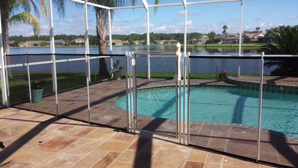 Baby Pool Fence in Wimauma